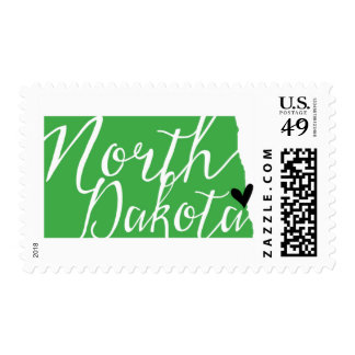 Fargo North Dakota State Stamp