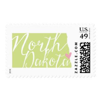 Fargo North Dakota State Stamp