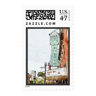 Fargo Postage Stamp