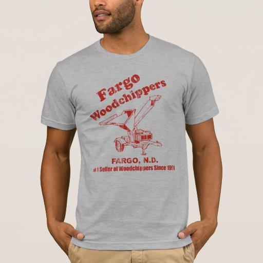 Fargo WoodChippers Playera