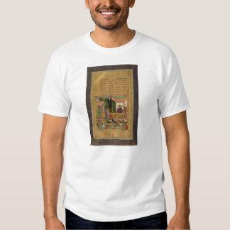 Farhad Before Khusraw by Abd al-Rahim (1595) Shirt