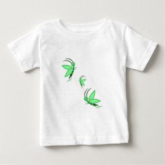 Faries verde camisas