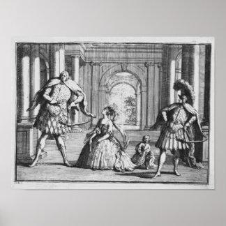 Farinelli, Cuzzoni y Senesino en Handel Impresiones