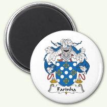 Farinha Family Crest Magnet