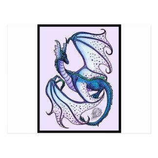 Fariy Dragon Postcard