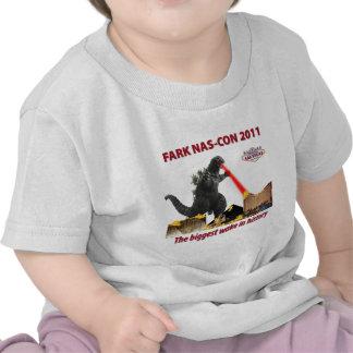 Fark Nas-Con 2011 T-shirts
