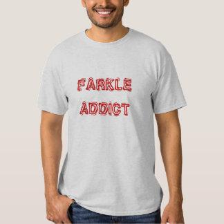 FARKLE ADDICT T-SHIRT