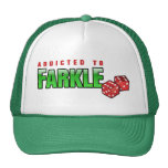 FARKLE - addicted Trucker Hat
