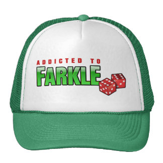 FARKLE - adicto Gorra