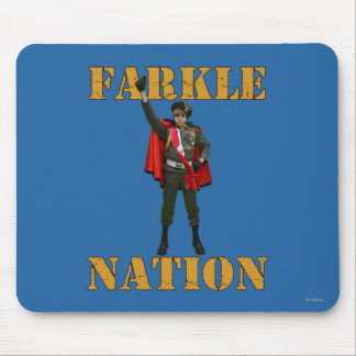 Farkle Nation Mouse Pad