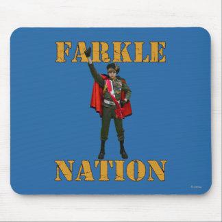 Farkle Nation Mouse Pad