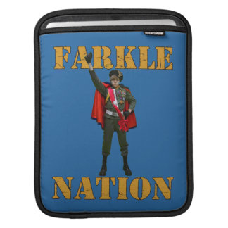 Farkle Nation Sleeves For iPads