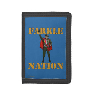 Farkle Nation Trifold Wallets