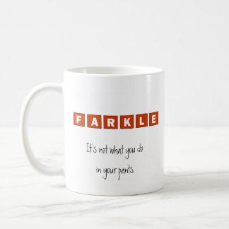 Farkle Taza De Café