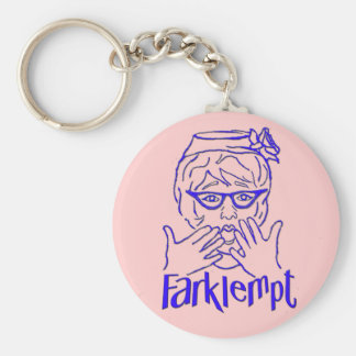 Farklempt Key Chain