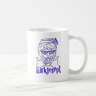 Farklempt Taza De Café