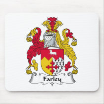 Farley Family Crest Mousepad