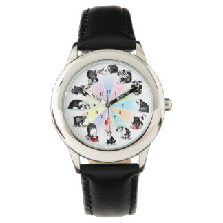 Farley Leather Watch