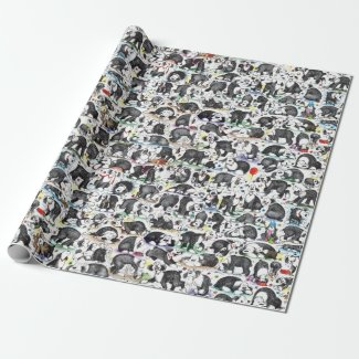 Farley Print Wrapping Paper