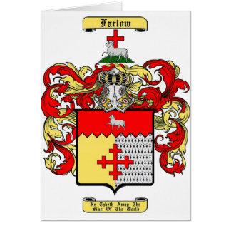 Farlow Tarjeta De Felicitación