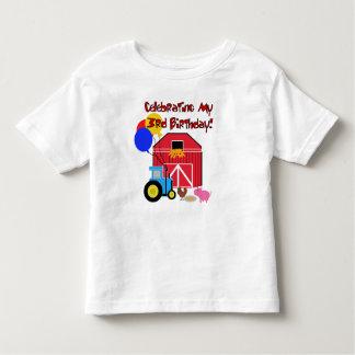 Farm 3rd Birthday Tshirts