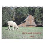 Farm and Country 2015 Wall Calendar
