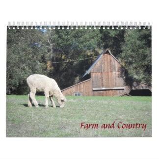 Farm and Country 2016 Calendar