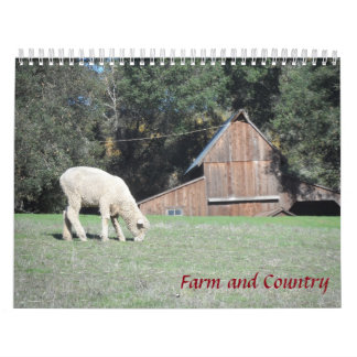 Farm and Country 2017 Calendar