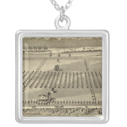Farm and residences of Joseph Necklace