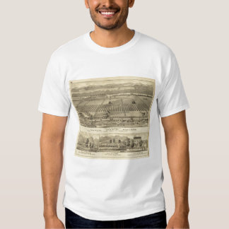 Farm and residences of Joseph Tee Shirts