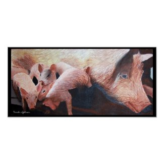 Farm Animal #1 print