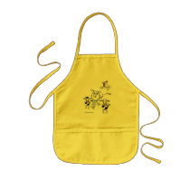 Farm animal apron