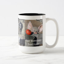 farm animal coffee mug