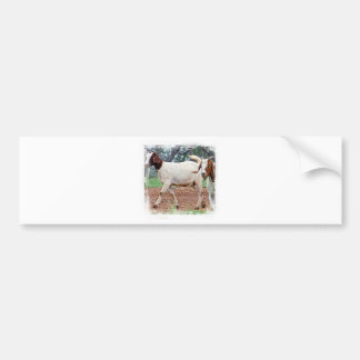 Farm Animal Gifts Bumper Sticker