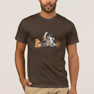 Farm Animal Jug Band Shirt