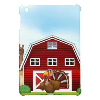 Farm animals cover for the iPad mini