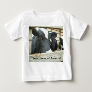 Farm Animals - Future Farmer of America Baby T-Shirt