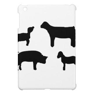 Farm Animals iPad Mini Cover