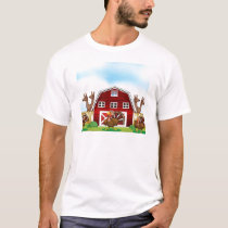 Farm animals T-Shirt