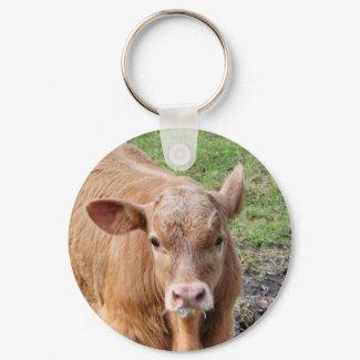 FARM ANIMALS UK keychain
