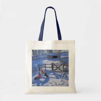 Farm at Elton near Rowsley 2008 Tote Bag
