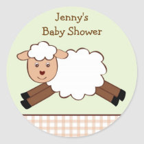 Farm Babies Farm Animal Stickers Envelope Seals