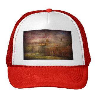 Farm - Barn - Shaker Barn Trucker Hat