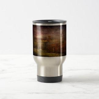 Farm - Barn - Shaker Barn Travel Mug