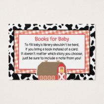 Farm Barnyard Animals Baby Shower Books For Baby