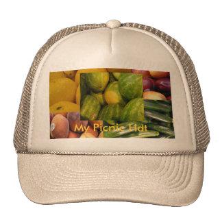 Farm Basket Trucker Hat
