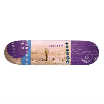 Farm Blisters Skateboard Deck