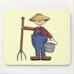 Farm Boy Mouse Pad