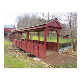 Farm Bridge Postcard
