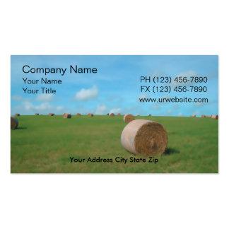 Farm Business Card